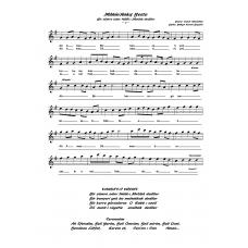 36-Mahur - Bir Zümre Odur Hâlîk-ı Mutlak Dediler -2